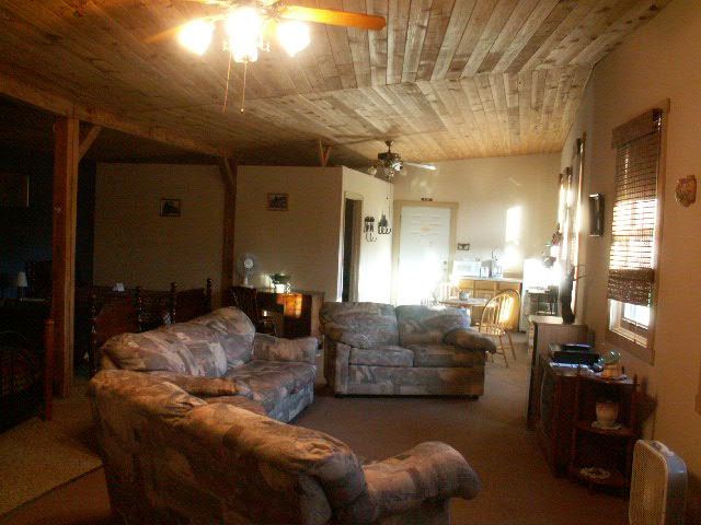 Big South Fork Lodging